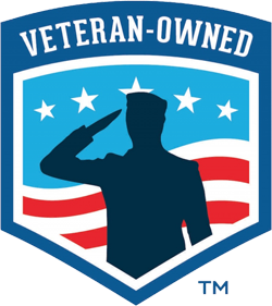 100 percent Veteran owned