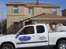 Blue Sky Home Inspections What S Included Albuquerque